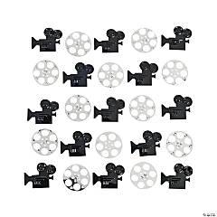 Camera & Film Confetti