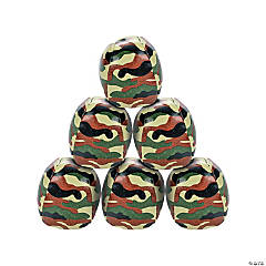 Camouflage Kick Balls