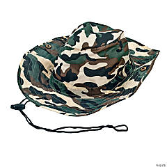 Camouflage Outback Hats