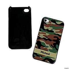 Camouflage Personalized iPhone® 4/4S Case