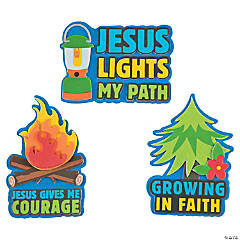 Camp Courage Magnet Craft Kit