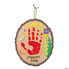 Camp Courage Power Handprint Craft Kit