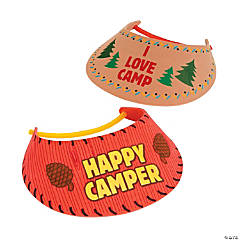 Camp Courage Visors