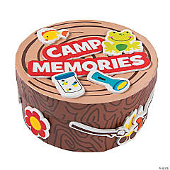 Camp Memory Box Craft Kit
