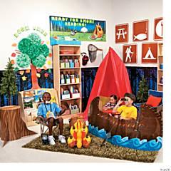 Camp Reading Corner