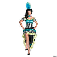 Can-Can Cutie Adult Women's Costume