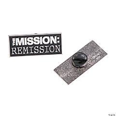 Cancer Remission Enamel Pins