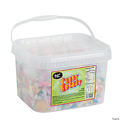 Candy Assortment in Tub