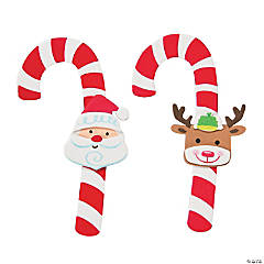 Candy Cane Ornament Craft Kit