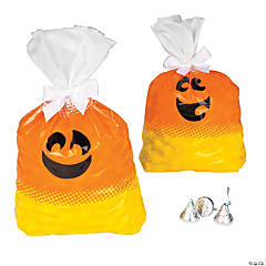 Candy Corn Bags