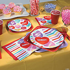 Candy Sweet Party Supplies