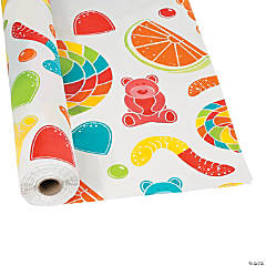 Candy Tablecloth Roll
