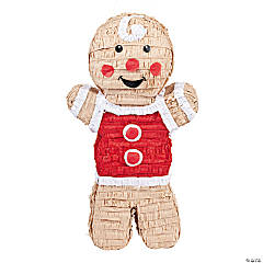 Candytown Gingerbread Man Piñata