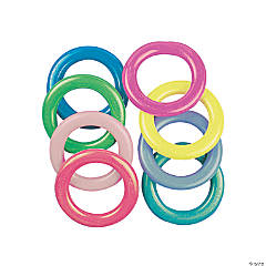Cane Rack Ring Toss Game Rings