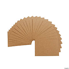 Canvas™ Home Basics Kraft Paper Artist Trading Cards