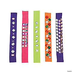 Canvas Slap Bracelets