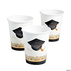 Cap & Gown Cups