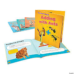 Capstone® Animal Math Books - Set of 5