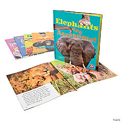 Capstone® Awesome African Animals Books - Set of 6