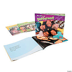 Capstone® Celebrating Differences Books - Set of 4