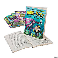 Capstone® Dino-Mike! Books- Set of 6