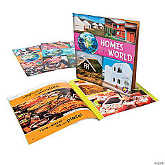 Capstone® Go Go Global - Set of 4