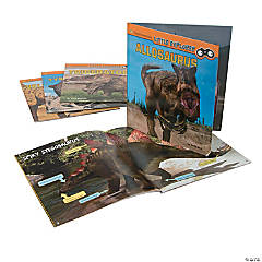 Capstone® Little Paleontologist Books - Set of 5