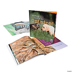 Capstone® Little Scribe Books - Set of 4