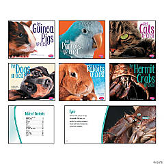 CapstoneⓇ Pets Up Close Booklets - Set of 6