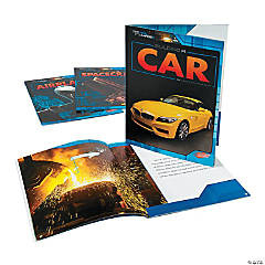 Capstone® See How it's Made Books - Set of 4