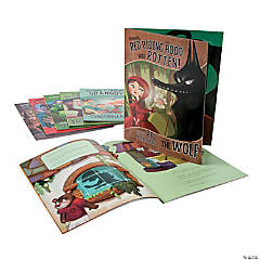 Capstone® The Other Side of the Story Books (Set 1) - Set of 7