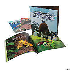 CapstoneⓇ Amazing Animal Adaptations Books - Set of 4