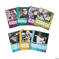 CapstoneⓇ Black History Readers - Set of 7
