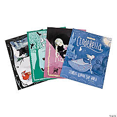 CapstoneⓇ Multicultural Fairy Tale Readers - Set of 4