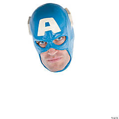 Captain America Deluxe Mask