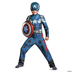 Captain America: The Winter Soldier Costume for Boys
