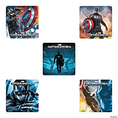 Captain America 2: Winter Soldier Stickers