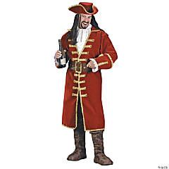 Captain Blackheart Adult Men's Costume