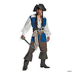Captain Jack Sparrow Adult Men's Costume