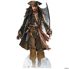 Captain Jack Sparrow - Pirates of the Caribbean Cardboard Stand-Up