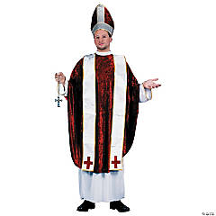 Cardinal Costume for Adults