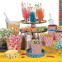Carnival Candy Buffet Idea