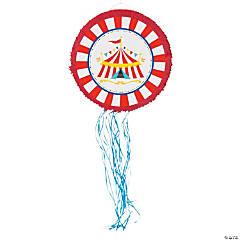 Carnival Pull-String Piñata