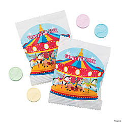 Carousel Candy Fun Packs
