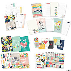 Carpe Diem Faith A5 Planner Inserts