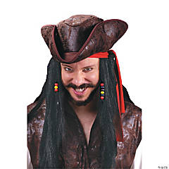 Carribean Pirate Wig
