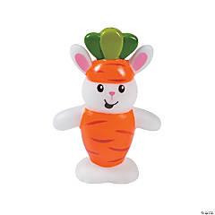 Carrot Bunny Character