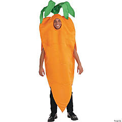 Carrot Costume For Men