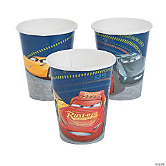 Cars 3™ Paper Cups