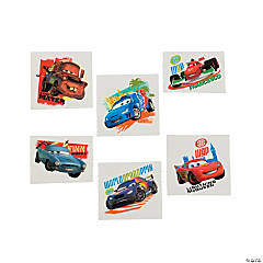 Cars 2® Tattoos